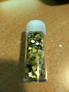 20 GSM GLITTERS FOR SCRAPBOOKING NEW GOLD  (GLITTERS609)