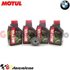 KIT TAGLIANDO OLIO + FILTRO OLIO MOTUL 5000 10W40 BMW 1200 R GS LC 2014