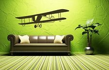 Airliner Airplane Vinyl Wall Decal Sticker Removable Graphic 2