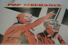 rare new zealand issue 45 pop mechanix jumping out a window pict sleeve syth pop
