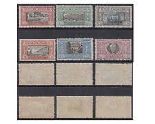 Italia REGNO 1923, 50° MANZONI s.151/56 serie cpl. 6v * nuovi ling. (F23)