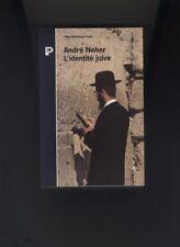 (175) L'identité juive / André Neher / Payot