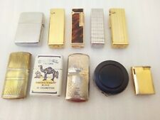 Colibri GS/Zippo/Tobacco/Star/Crown Lulu/Monic Mini/Briquet essence
