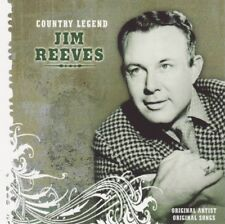 Jim Reeves - Country legend - CD -