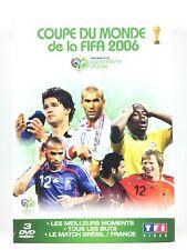Coupe du Monde de la FIFA 2006 tous les buts le match France Brésil Coffret DVD
