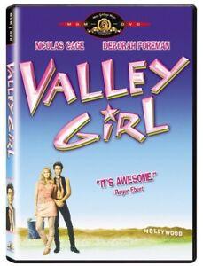 VALLEY GIRL Nicolas Cage DVD NEW