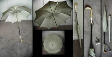Ombrelle en soie années 20. Parasol, sunshade, umbrella, silk