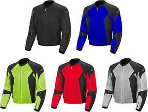 Joe Rocket Phoenix 6.0 Jacket - Mesh Textile Motorcycle Riding Street Bike Mens