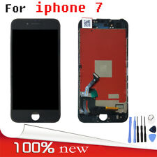 Black For iphone7 LCD Display Touch Screen With Digitizer Assembly UK