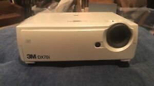 3M DX70i projector
