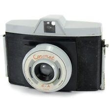 Coronet 4-4 Mark II Vintage 1960s Retro Lomo Viewfinder 127 Film Compact Camera