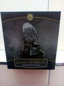 Game of Thrones Der eiserne Thron Mini Replica Neu