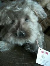 """Bears of the Abby"" ~ Susan McKay ~ Grey Terrier Dog ~ ""Sophie"" ~ Mint Condition"