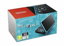 New 2DS XL Black & Turquoise