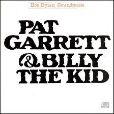 BOB DYLAN - PAT GARRETT & BILLY THE KID SOUNDTRACK CD *NEW*