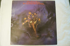 THE MOODY BLUES - On The Threshold of a Dream Album - Signed by 3 w / COA