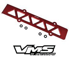 VMS RACING CNC VALVE COVER SPARK PLUG WIRE INSERT RED FOR HONDA CIVIC B16 VTEC