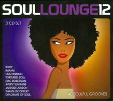 VARIOUS ARTISTS - SOUL LOUNGE 12 USED - VERY GOOD CD