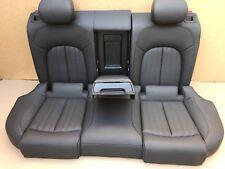 Audi  RS7 S7 A7  Leather Seat Leder Sitze Rückbank  Skisack Durchlade