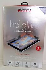 ZAGG - InvisibleShield HD Glass Screen Protector for Microsoft Surface 3 - Clear