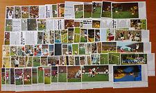 •.★.• Sprengel/Ernst Huberty - Fußball-Sammelbilder - zum Aussuchen  •.★.•