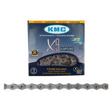 Kmc X9EPT Chain Kmc 1/2x3/32 X9ept 116l 9s F/ebike