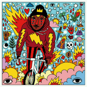 20x20 24x24 Poster Kaytranada 99.9% Electronic Hip Hop Canadian Cover K-85
