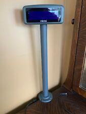Micros Pos Lcd Customer Pole Display Terminal With Hardware