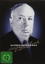 ALFRED HITCHCOCK COLLECTION (Grace Kelly, Cary Grant) 6 DVDs NEU+OVP