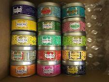 Kusmi Tea 15 mini tins of tea