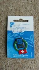 ATHENS OLYMPIC GAMES 2004 PIN BADGE