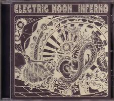 CD (NEU!) ELECTRIC MOON - Inferno (Sula Bassana Sulatron Reissue mkmbh