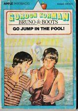 Go Jump in the Pool! - PB 1st Pr. 1979 - Gordon Korman