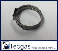LPG Ohr Klemmschelle 25,6 mm / passend für Prins VSI / KME / STAG/ BRC / Autogas