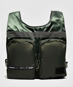 EASTPAK X NEIGHBOURHOOD VEST BAG OLIVE (SAC2) RRP £135