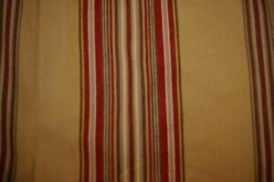 Pottery Barn Comfort Armchair Slipcover set - Montgomery Stripe - Box edge