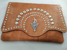 Moroccan handcrafted Handbag made using 100% Pure leather