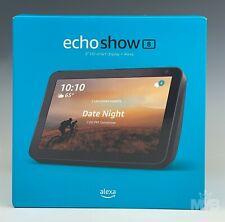 "Amazon Echo Show 8 Charcoal 8"" HD Smart Display + Alexa SEALED Brand New Device"