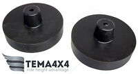 Rear coil spacers 40mm for Volkswagen JETTA, BORA, GOLF (for 4wd only) Lift Kit