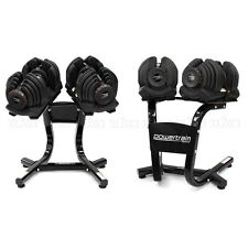 80kg Adjustable Dumbbell Set with Stand