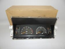 New OEM 1995-2002 Isuzu Trooper Instrument Panel Cluster Gauge Manual Trans 4WD
