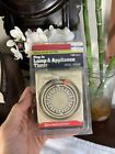 INTERMATIC Plug in Lamp & Appliance Timer SB111C Rare USA Brand NEW Vintage photo