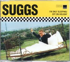 SUGGS - MADNESS - I'M ONLY SLEEPING - 3 TRACK CD SINGLE