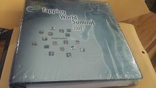 Tapping World Summit 2009 (3 ring binder--NEW, Never opened & DVD)