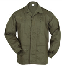 OD French Combat Suit BDU Jacket Medium - NEW
