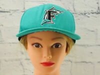 FLORIDA MARLINS New Era 59Fifty Genuine Merchandise Fitted Hat Cap SZ 7 3/8 MLB