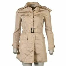 Cappotti e giacche da donna trench beige PRADA
