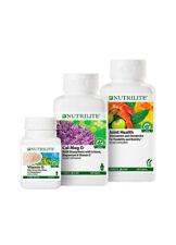 NEW Nutrilite Bone & Joint Health Bundle 3 Bottle Pack/Set 60 Day Supp Free Ship