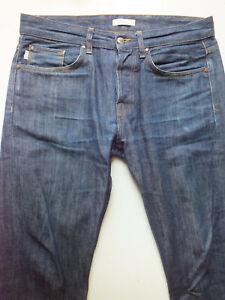 Mens Howies Organic Cotton Denim Jeans Waist 33 Leg 30 selvedge