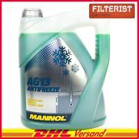 5L Mannol Kühlmittel Antifreeze Kühlerfrostschutz grün AG13 bis -40°C MN4013-5